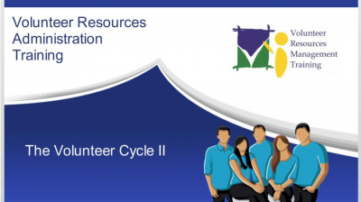 The Volunteer Cycle II