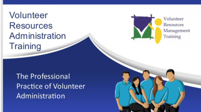 The Professional Practice of Volunteer Administration